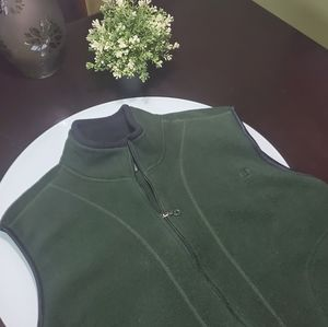 Champion Fleece Full Zip Vest